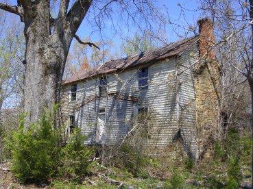 Poss Ancestral Home