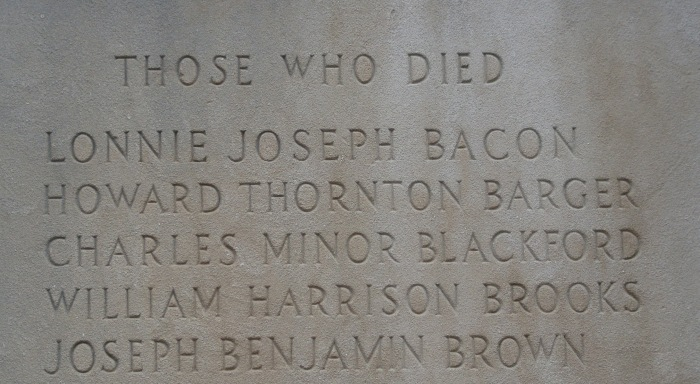 From cotton mill to battlefield. Who was William Harrison Brooks?