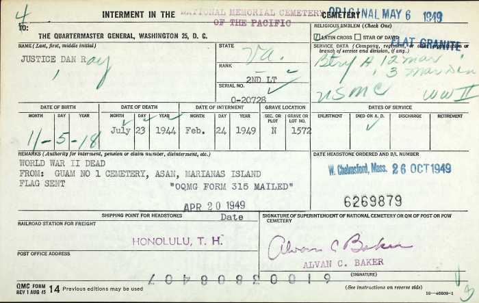 Internment Form - cemetery - cropped