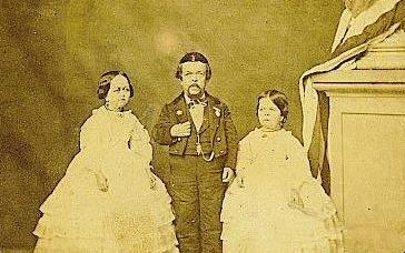 The story of the 'Virginia DwarfFamily'